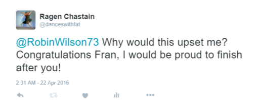 Following Fran Response