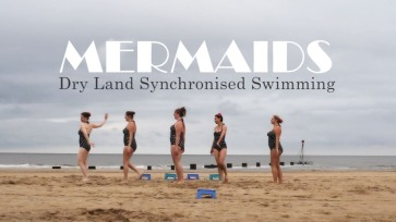 Dry Land Swimming